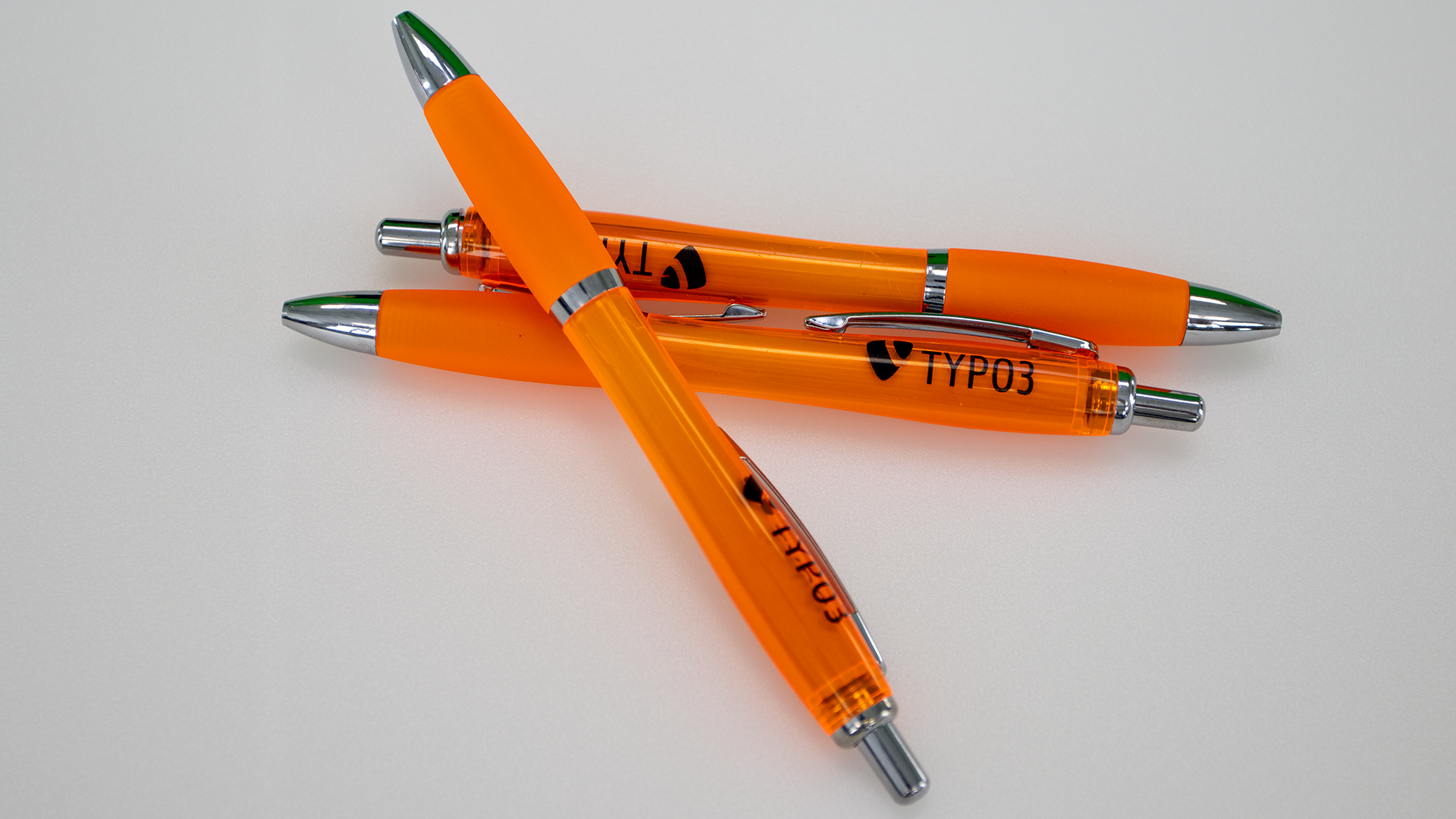 TYPO3 Pens