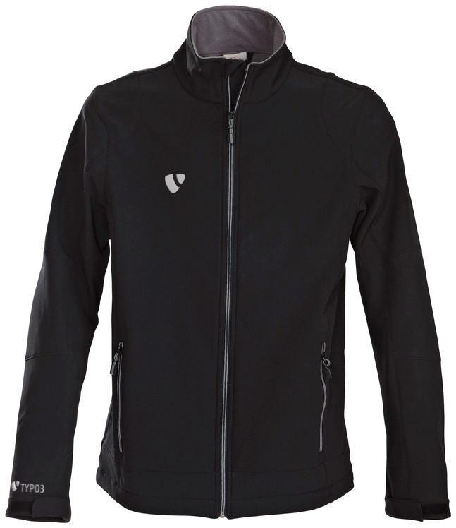 "TYPO3 Men's Softshell Jacket ""TYPO3"""