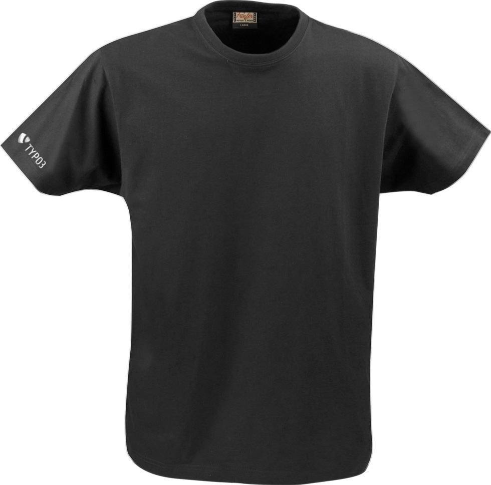 "TYPO3 Men's T-Shirt ""TYPO3"""