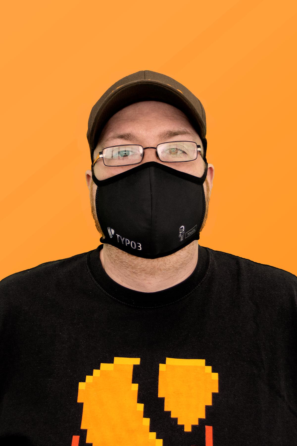 TYPO3 Corona Mask